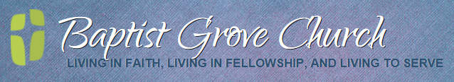 Baptist Grove Church logo2