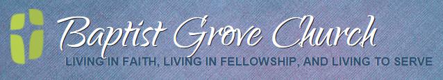 Baptist Grove Church logo2
