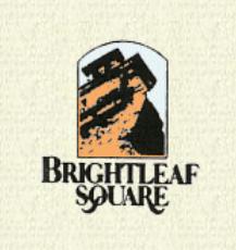 Bright leaf Square logo
