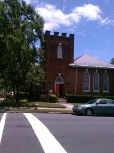 Davie Street Presbyterian Church USA