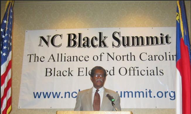 Brad Podium NC Summit