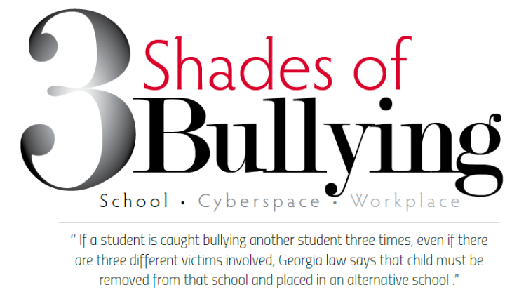 Bullying article Clayton Mag Monique