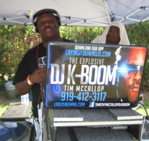 DJ KBoom