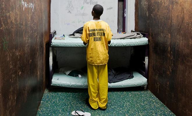Child Photo Jailed