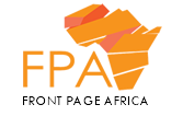 Front Page Africa Online logo