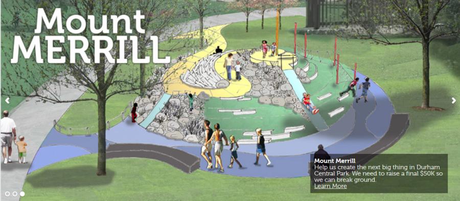 Mount Merrill graphic