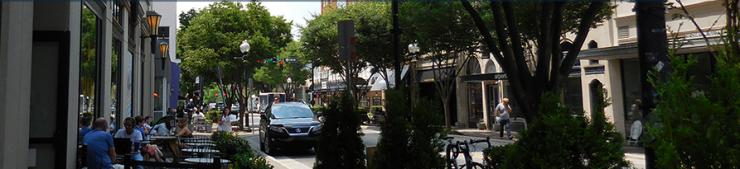 downtown winston