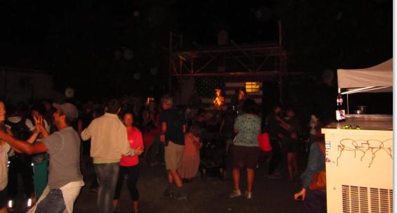Salsa in the Dark