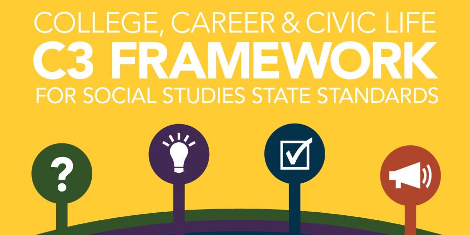 social studies frameworks graphic