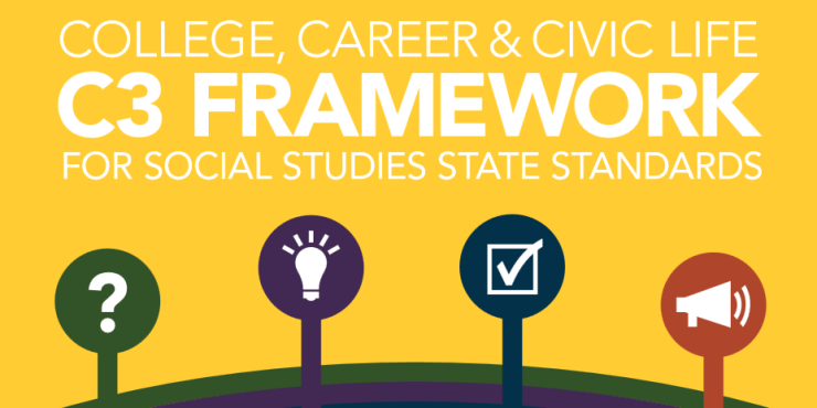 social studies frameworks graphic