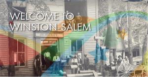 vintage winston salem
