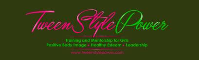 tween style power logo