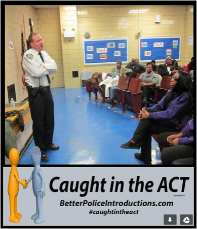# Caught in the Act Promo
